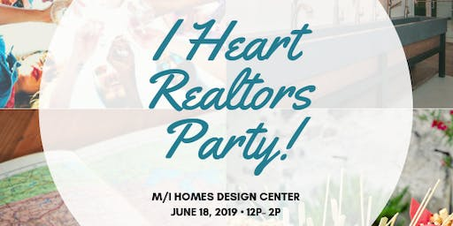 I Heart Realtors June Event