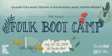 14th Annual Folk Boot Camp tickets