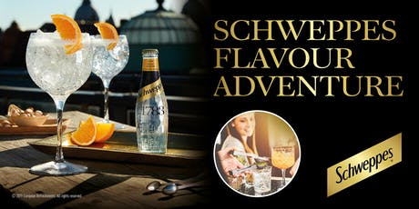 Schweppes Flavour Adventure tickets