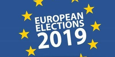 Hustings for the European Parliamentary Elections
