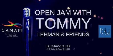 Open Jam With Tommy Lehman & Friends tickets