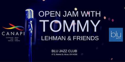 Open Jam With Tommy Lehman & Friends