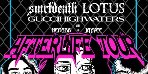 smrtdeath, Lil Lotus, & guccihighwaters @ Holy Diver