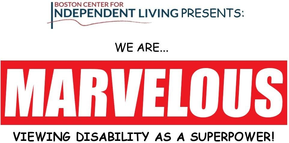We Are Marvelous banner
