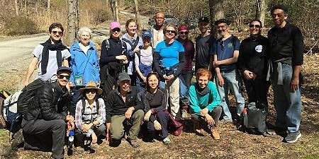 Being in the Wild - Mindfulness & Nature Winter Renewal Weekend with Lin Gordon & Lee Steppacher