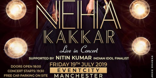 Ria Money Transfer pres. with Explosive Group 'NEHA KAKKAR' Live in Concert