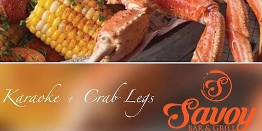 Karaoke & Crab Legs