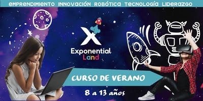 GUADALAJARA Tinkers Exponential Summer  (Curso de Verano)