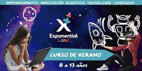 Tinkers Exponential Summer CDMX  (Curso de Verano) tickets