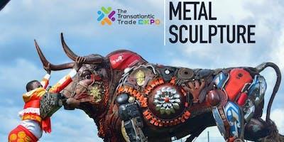 Metal Sculpture - African Art Exhibition