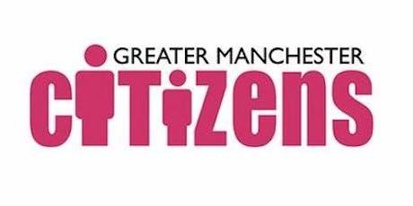 GM Citizens 1 Day Community Organising Training tickets