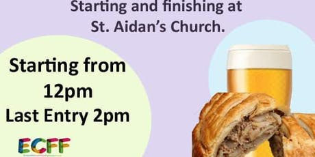 PASTY and CIDER WALK tickets