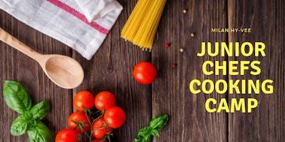 Junior Chefs Cooking Camp (June)