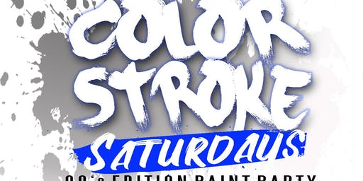 Copy of Color Stroke Saturdays Vol. 2 - Boyz N The