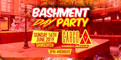 Bashment Party - Summer Day Party tickets