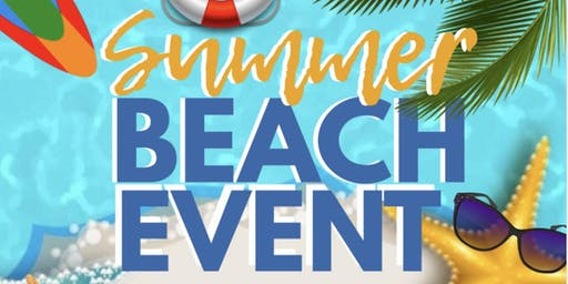 Beach Party Event
