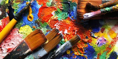 Sum19DS6 - Teen Drawing & Painting - Wed, 7/10 to 8/14, 7:30pm-9:30pm