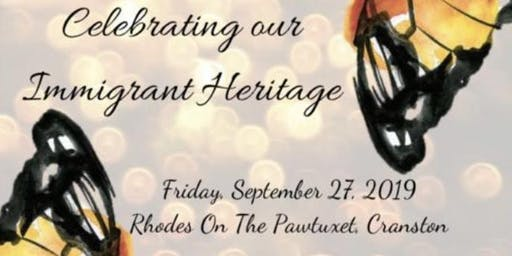 Gala 2019-Celebrating Our Immigrant Heritage