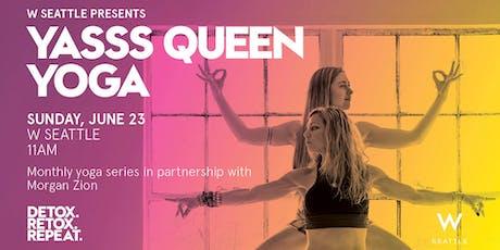 Yasss Queen Yoga tickets