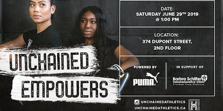 Unchained Empowers II tickets