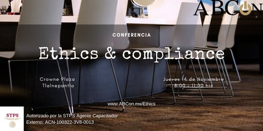 Conferencia: Ethics &  Compliance