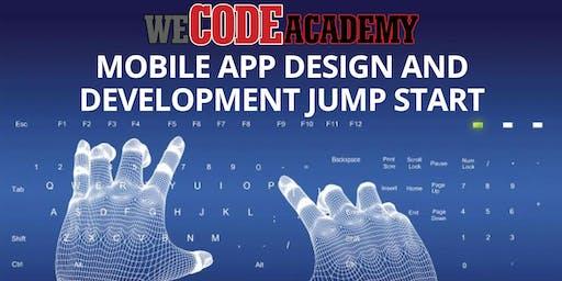 Saturday School: App/Game Design Basics