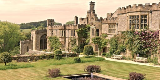 Late Summer Gathering  at Haddon Hall