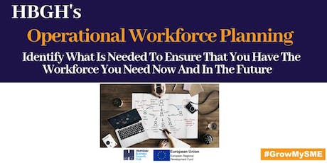 Operational Workforce Planning (Hull) tickets