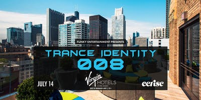 Trance Identity 008 - Rooftop Party