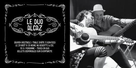 Le duo Marseillais Alcaz tickets