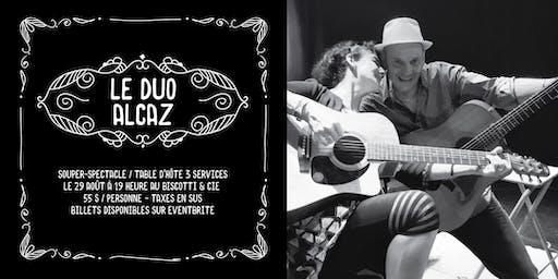 Le duo Marseillais Alcaz