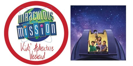 Kids' Adventure Weekend: Miraculous Mission tickets