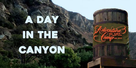 A Day in The Canyon tickets