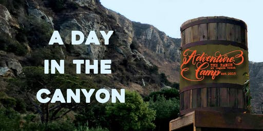 A Day in The Canyon