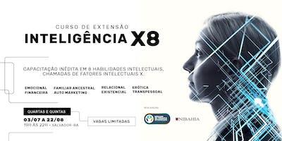 CURSO DE EXTENSÃO EM INTELIGÊNCIA-X8