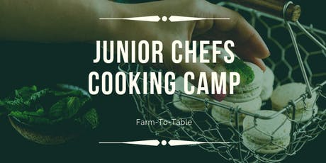 Junior Chefs Cooking Camp (July) tickets