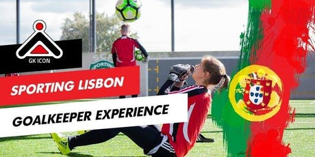 OFFICIAL SPORTING LISBON SUMMER GOALKEEPING CAMP IN MANCHESTER tickets