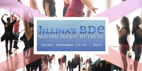 Jillina's BDE Malibu Dance Retreat  tickets