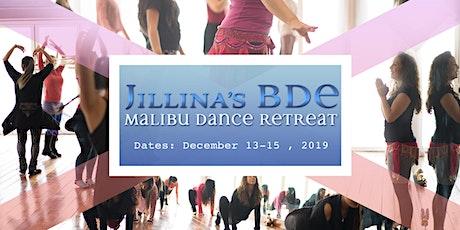 Jillina's BDE Malibu Dance Retreat  tickets