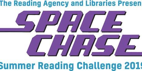Sutton Library Summer Reading Challenge Volunteer Induction tickets