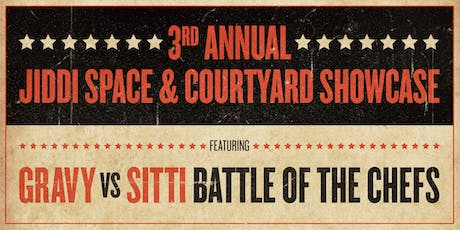 3rd Annual Jiddi Space & Courtyard Showcase & Dinner Event tickets