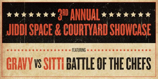 3rd Annual Jiddi Space & Courtyard Showcase & Dinner Event