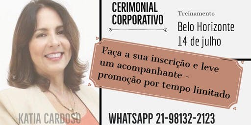 Cerimonial Corporativo - Belo Horizonte