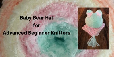 Baby Bear Hat - Knit Class with JuJu Knits