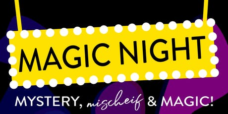 Magic Night at The Grosvenor Casino - 9 pm show tickets