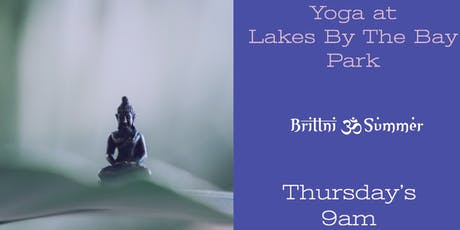 Free Yoga at Lakes by the Bay Park tickets