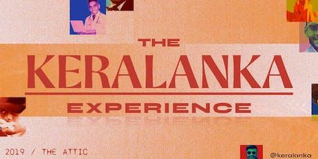 SPICYWTR Presents: The Keralanka Experience tickets