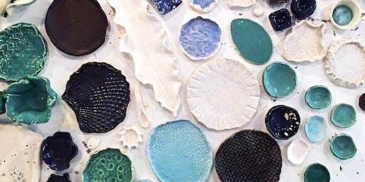 Serenbe Handbuilt Ceramics Workshop: Saturdays 6/29 + 7/13
