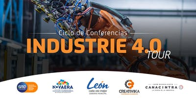 Ciclo de conferencias INDUSTRIE 4.0 Tour