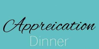 Appreciation Dinner Faison Wealth and Derrick Faison Foundation